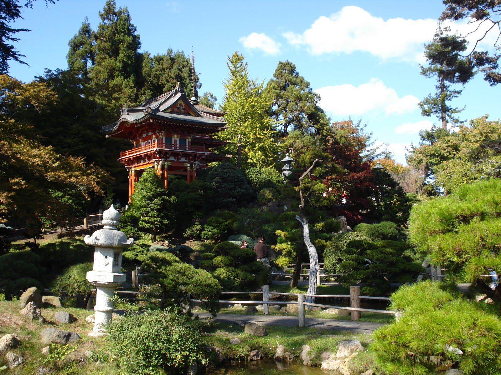Vailima jard n de t japon s s f for Jardin japones hagiwara de san francisco