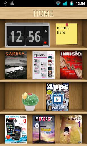ssLauncher - Aplikasi Tema Android Keren