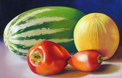 Cuadros pinturas oleos bodegones para pintar con leo - Pintar en lienzo para principiantes ...