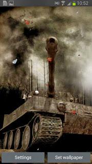 Stalingrad Live wallpaper - screenshot