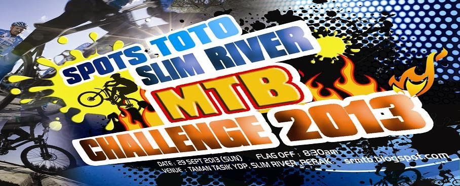 SLIM RIVER MTB CHALLENGE 2013
