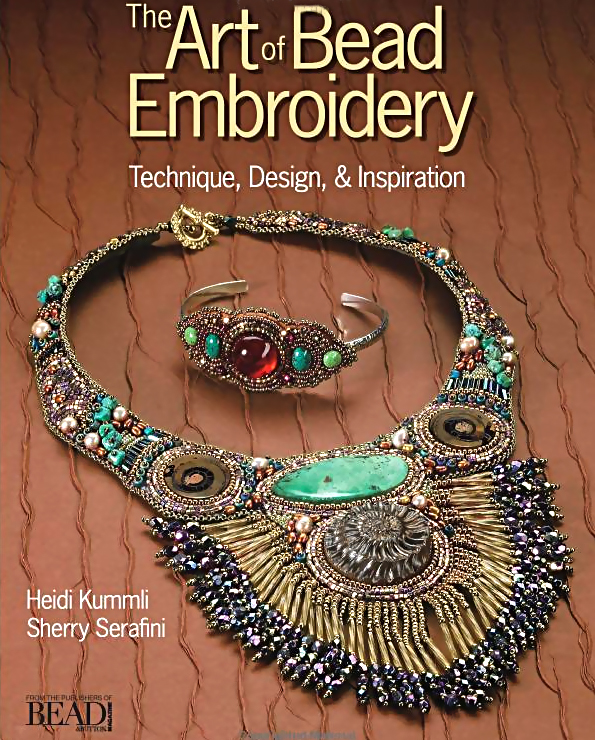Best jewelry book review the art of bead embroidery