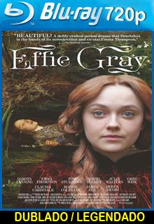 Assistir Effie Gray Uma Paixão Reprimida Dublado