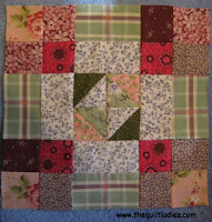 How to make a quilt pattern block