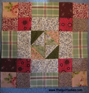 How to make the Quilt Pattern, Fair and Square Tutorial