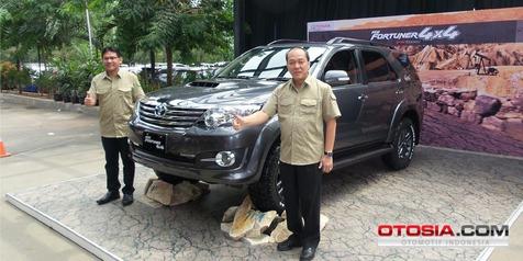 New Toyota Fortuner Diesel Lebih Murah dari Mitsubishi Pajero Sport Limited