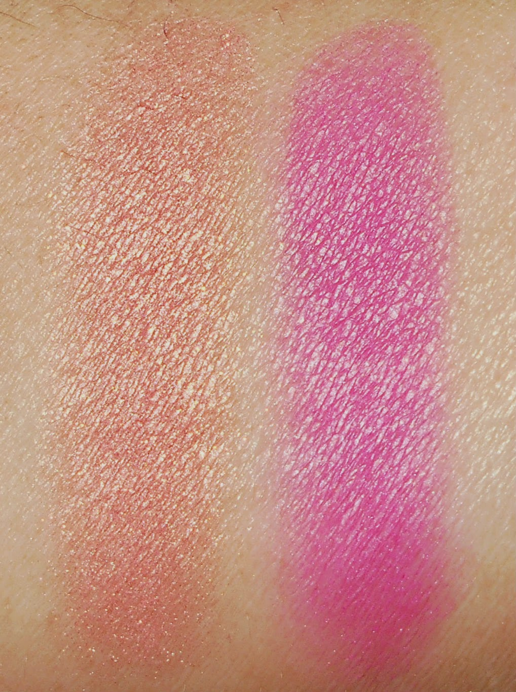 NYX High Definition Blushes! (Intuition & Electro!)