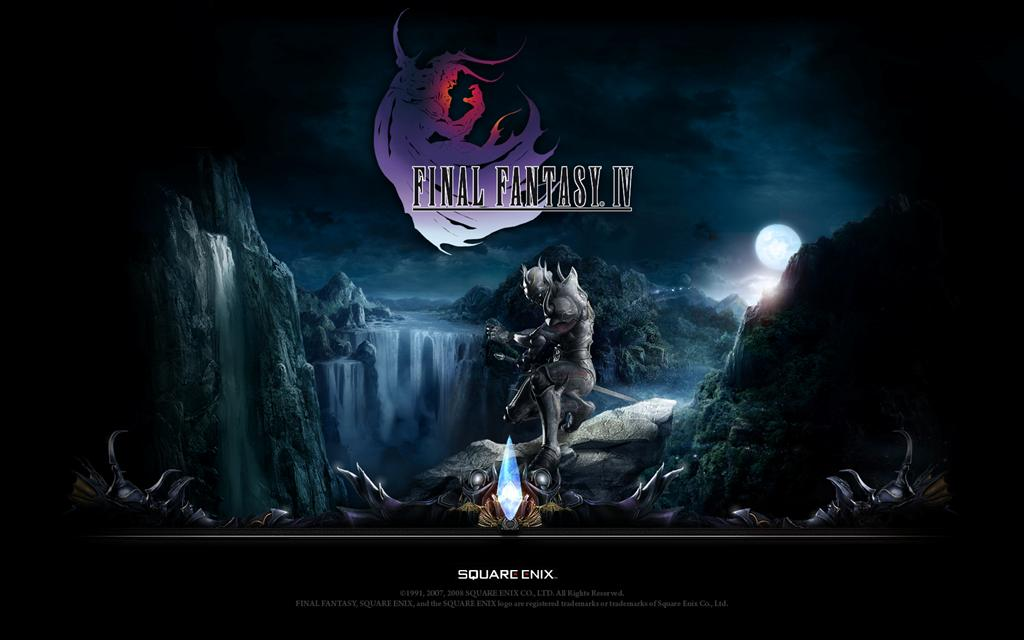 Final Fantasy HD & Widescreen Wallpaper 0.10311460587044