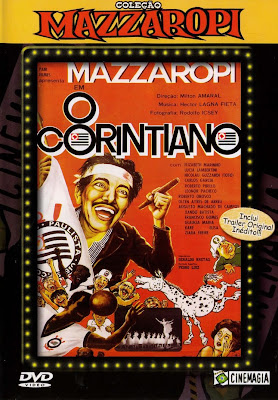 Mazzaropi: O Corintiano - DVDRip Nacional