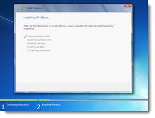شرح تثبيت ويندوز 7 windows خطوة خطوة بالصور 8