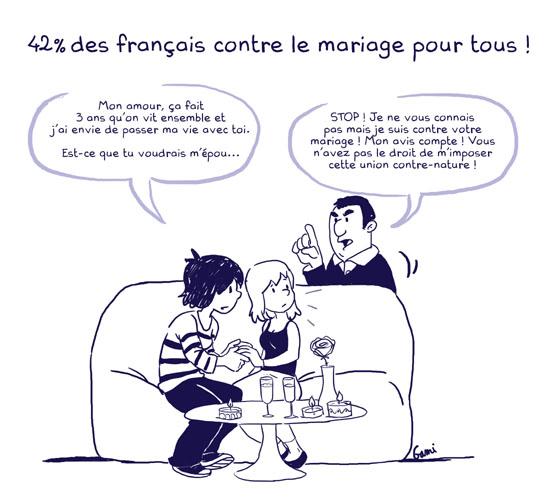 Livres contre le mariage gay