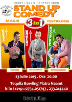 Stand-Up ComedyJoi 23 IuliePiatra Neamt