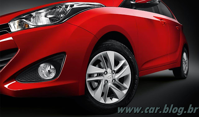 Hyundai HB 20 - rodas