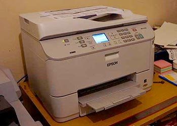 Epson Workforce PRO WP-4590 Review