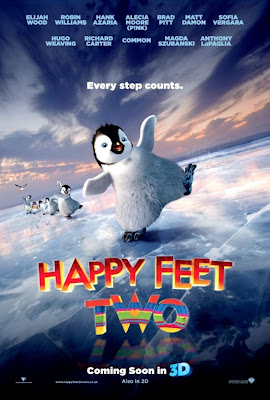 TWO Happy Feet 2: O Pinguim Dublado Legendado
