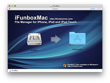 Transfer iFunBox iPhone iTunes 1