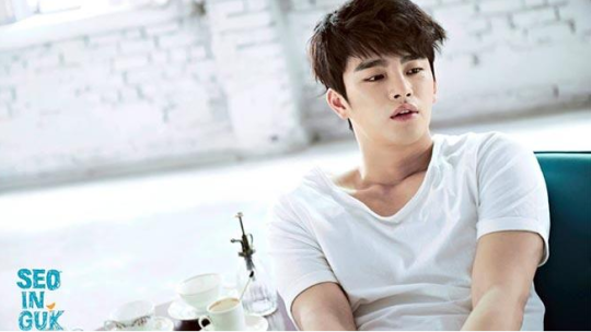 Happy birthday to Seo In Guk
