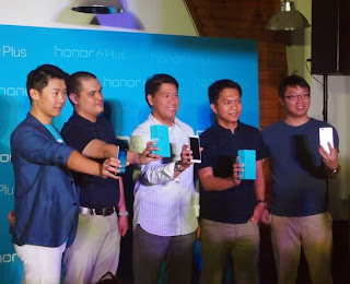 Honor Philippines Officially Introduced Honor 6 Plus, Honor 4X and Honor 4C