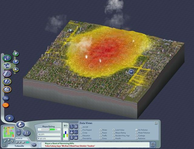 SimCity 4 PC Games Screenshots
