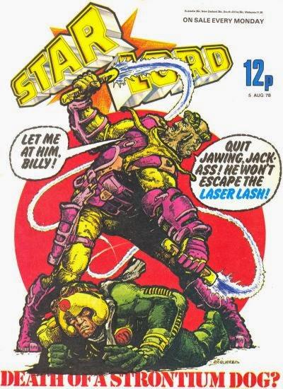 Star Lord, IPC, Strontium Dog