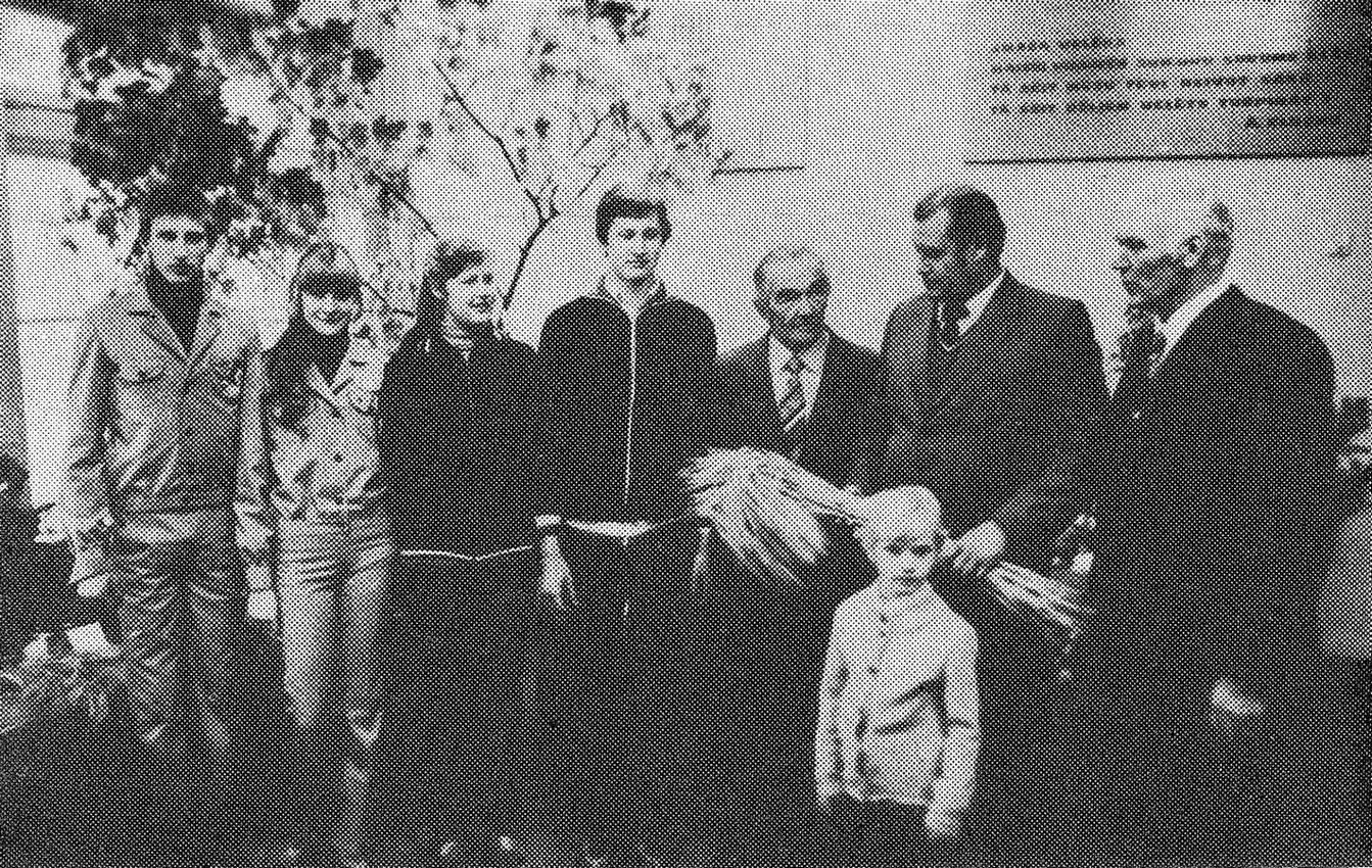 Ražas svētki skolā 1980-to gadu sākums