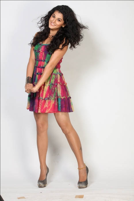 , Tapsee In Various Hot Pics