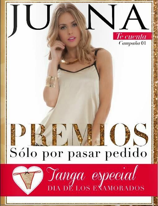 Juana te Cuenta Enero 2015