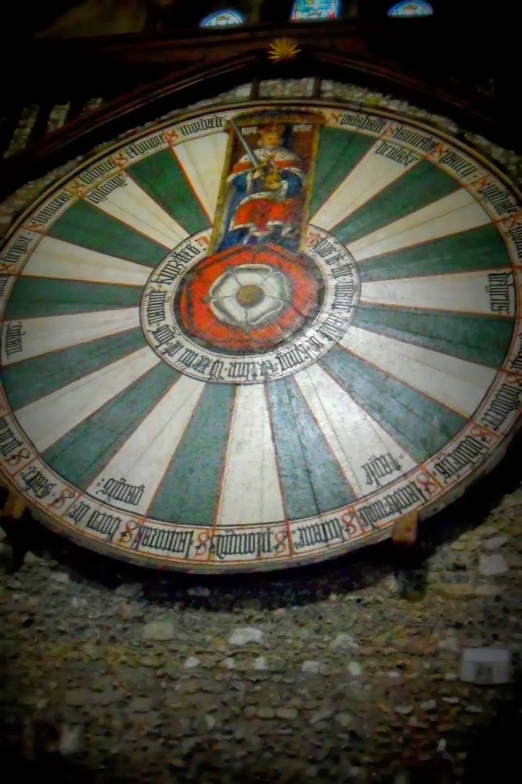 Does King Arthur 39 S Round Table Exists Where Is It