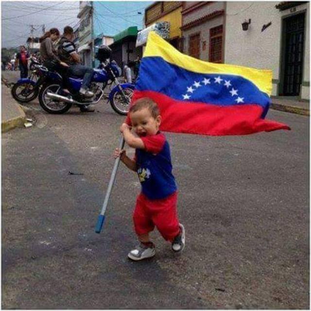 VIVA VENEZUELA LIBRE!!!!!!