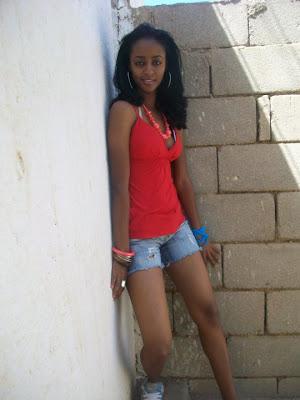 sexiest Eritrean girl
