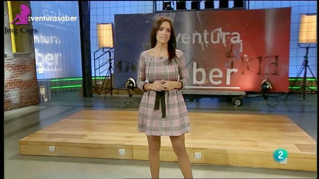 MARIA JOSE GARCIA, LA AVENTURA DEL SABER (29.10.14)