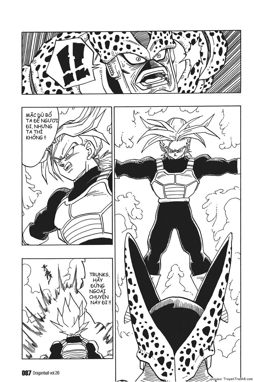 xem truyen moi - Dragon Ball Bản Vip - Bản Đẹp Nguyên Gốc Chap 380