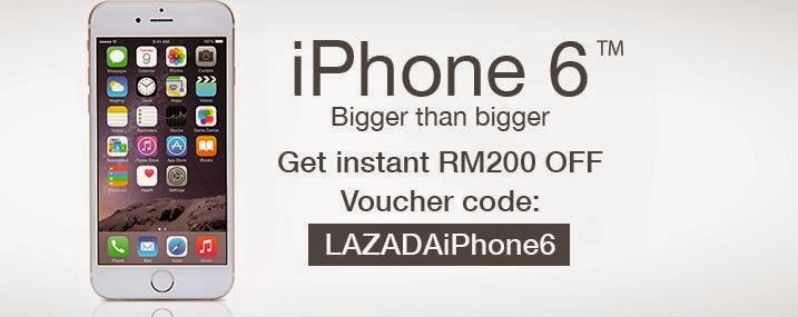 IPhone 6 available in Malaysia