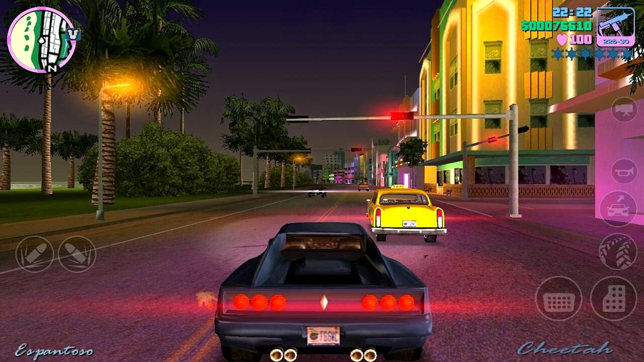 GTA Vice City скачать торрент бесплатно на PC