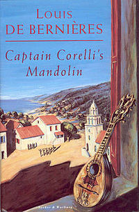 captain corellis mandolin essay Free essay: character analysis of mandras in captain corelli's mandolin by  louis de bernieres the presentation of mandras in the novel is one which is.