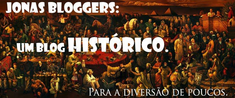 Jonas Bloggers: Um blog Histórico
