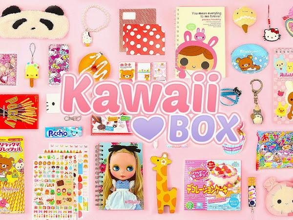 Kawaii Box Giveaway ♥