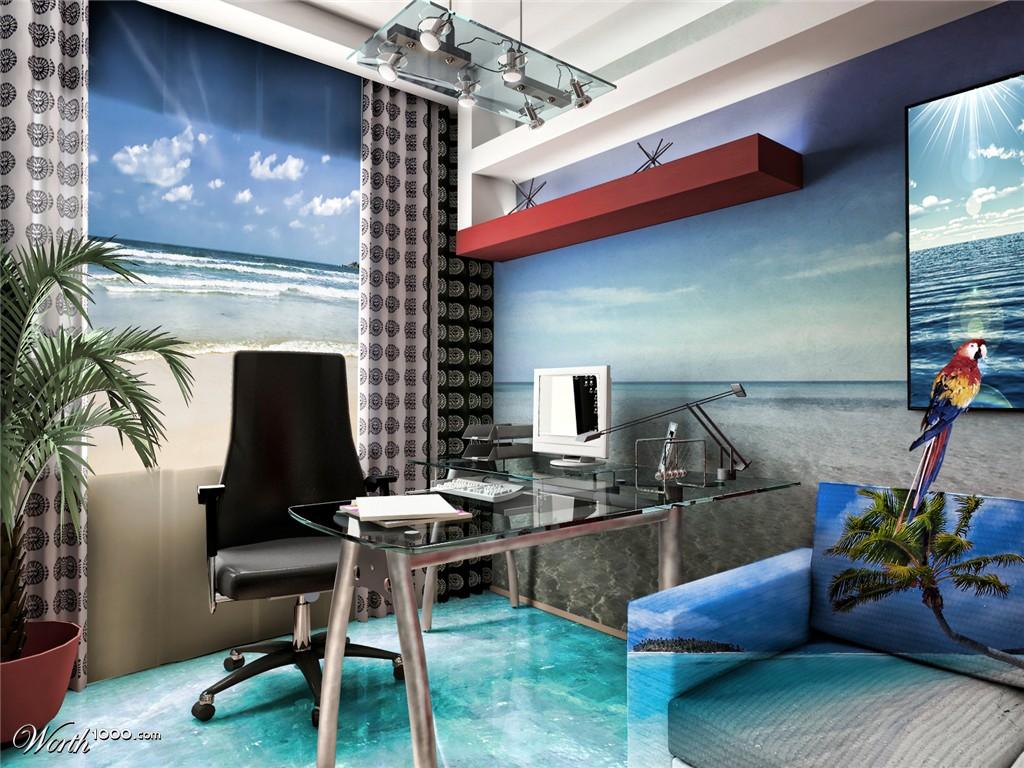 Dise o de interiores arquitectura espectaculares for Espacios para oficinas