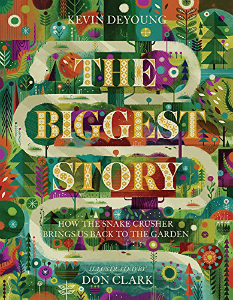 "Review of the children's book, ""The Biggest Story."""
