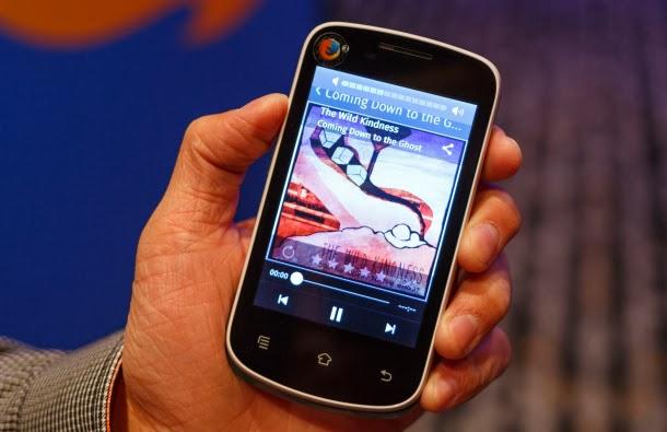 Firefox OS, Mozilla smartphone dibandrol hanya dengan 250rb saja