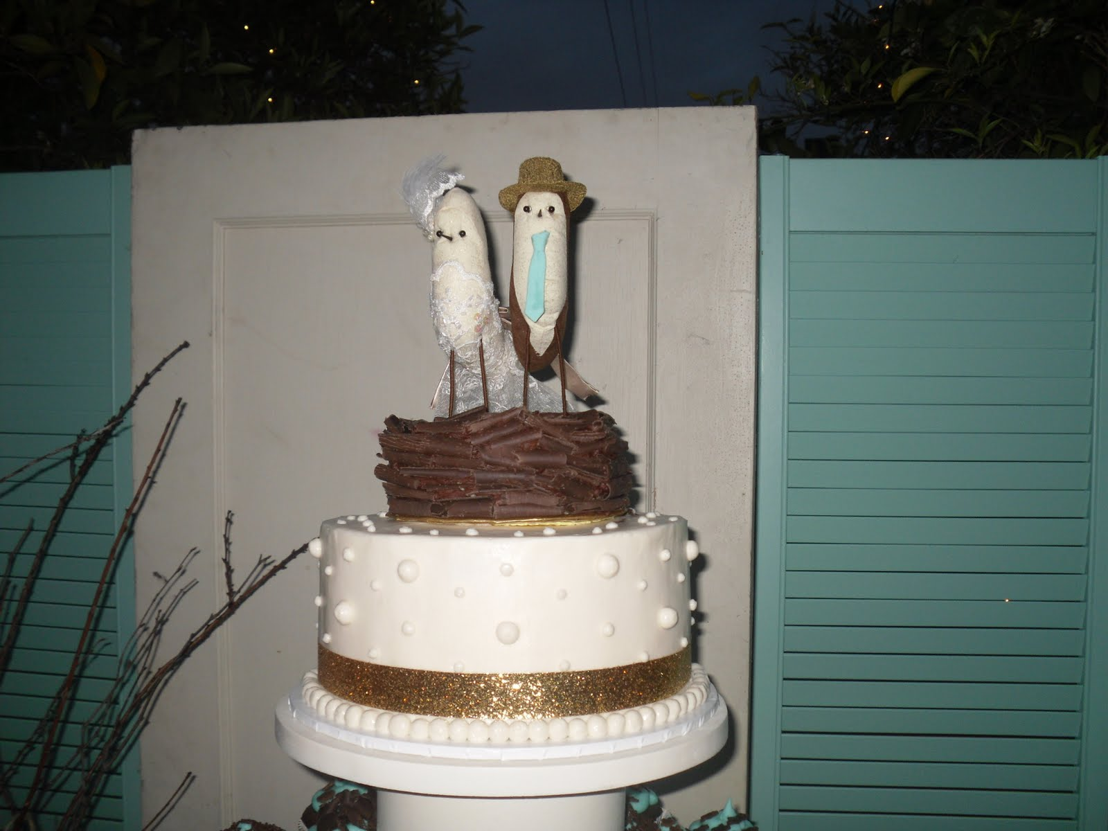 Unique Wedding Cake - Wedding Cake #2040082 - Weddbook