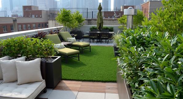Jardineria fifi jardines modernos - Jardines en aticos ...