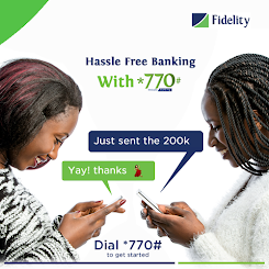 Do it with Fidelity *770#