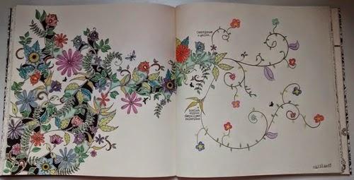 fotos jardim secreto:Meu Jardim de Livros: Jardim Secreto