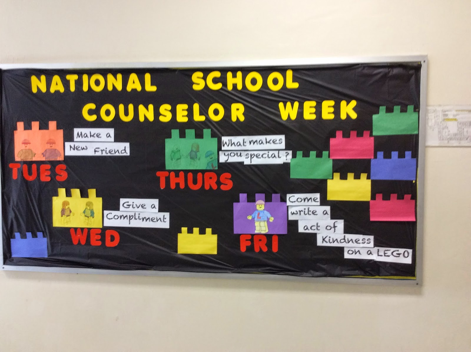 National School Counseling Week 2015--Tuesday's message ...