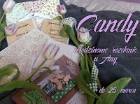 Candy - urodzinowe rozdanie u Any