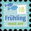 Frühlings-Mail-Art 2016