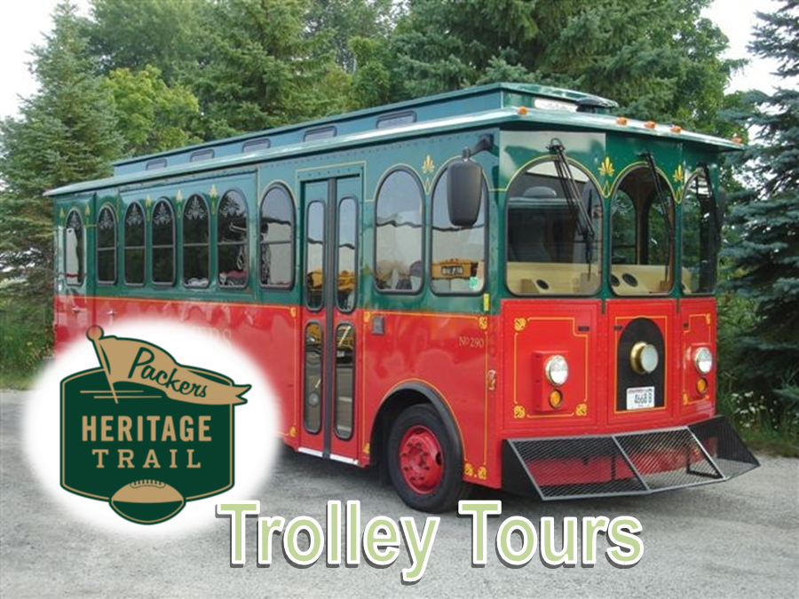 Packers Heritage Trail Trolley Tours