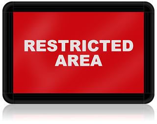 The restricted area of the Beast