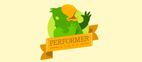 A Compilation of Beautiful Parrot Logo